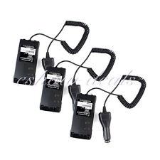 3X Car Radio Battery Eliminator+Adaptor for MOTOROLA GP328 GP329 GP338 GP339 Hot