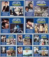 MOONRAKER JAMES BOND Italian fotobusta photobusta movie posters x10 ROGER MOORE