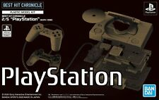 New Bandai Sony PlayStation Console Plastic Model Kit Video Game SCPH-1000