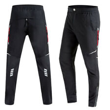 Men Cycling Trousers MTB Quick Athletic Sweatpants Sports Waterproof Breathable