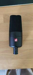 Se electronics Mikrofon Studio Profi Großmembran Vocal Sprache Gitarre Drums