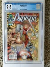 Avengers 1 CGC 9.8 Liefeld cover (vol 2)