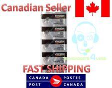 Energizer 379 Button Cell Silver Oxide SR521SW Watch Battery 521 - 5 Pcs