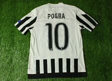 JUVENTUS ITALY POGBA 2015/2016 FOOTBALL SHIRT JERSEY HOME ADIDAS ORIGINAL YOUNG