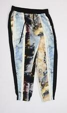 Topshop Womens Blue   Trousers  Size 10 L25 in