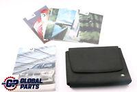 BMW 3 Series E92 E93 Service Booklet Owner's Handbook Pouch Case Wallet 0013684