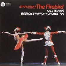Stravinsky: Firebird (CD - Brand New) Ozawa, Seiji