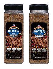 2 Pack - McCormick Grill Mates Montreal Steak Seasoning 29,oz