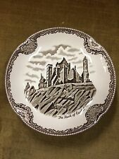 Johnson Bros Saucer Old Britain Castles