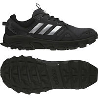 Adidas Men Running Shoes Rockadia Trail Training Cloudfoam Traxion Black CG3982