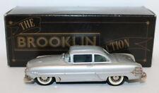 Brooklin Models 1/43 Scale BRK49 - 1954 Hudson Italia Coupe - Silver