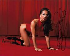 "GAIL KIM Official Autographed 8x10 Photo Signed 2 You TNA Impact WWE Red 3 ""U"""