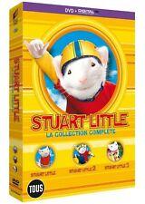 """DVD """"Stuart Little + Stuart Little 2 + Stuart Little 3""""  NEUF SOUS BLISTER"""