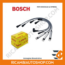 KIT CAVI CANDELE BOSCH VW NEW BEETLE CABRIO 2.0 KW:85 2002>2010 0986356345
