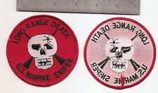 #226 USMC SNIPER LONG RANGE DEATH PATCH