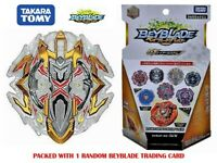 Takara Tomy Beyblade Burst GT B-140 07 Booster Buster Xcalibur.Z.Ab Confirmed US