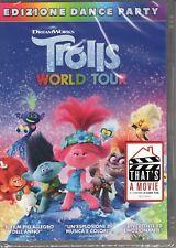 Trolls World Tour (2020) DVD