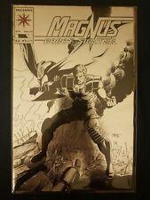 Magnus 1993 Robot Fighter comic #25