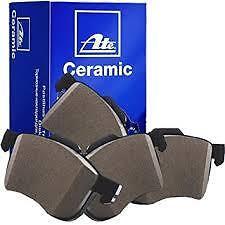 Brake pads, REAR - AUDI A3 S3 (8V) TT (FV) + VW Golf VII R Passat Tiguan ATE C