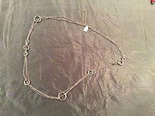 Lia Sophia Inner Circle Necklace Nwt!