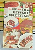 Vintage 1976 Hershey's Cocoa The Dessert Collector Recipe Cards Cook Book