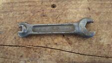 """Vintage 4"""" Bicycle multi spanner, Classic bike tool"""