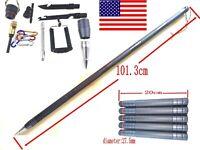 Tactical Walking Stick Multifunction Defense Trekking Stick Alpenstock Stick