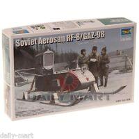 Trumpeter 1/35 02322 Soviet Aerosan RF-8/GAZ-98 Model Kit