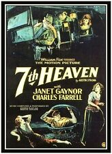 7th HEAVEN - 1927 DVD - Janet Gaynor - Charles Farrell - BRAND NEW / SEALED
