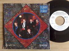 """DURAN DURAN - NEW MOON ON MONDAY- 45 GIRI 7"""" EUROPEAN PRESS"""