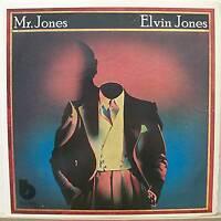 Elvin Jones/Mr. Jones/Blue Note/BNLA110F/VG++