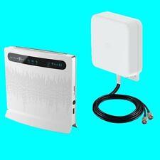 Telekom Speedport LTE II ✔+ LTE ANTENNE ✔ W-Lan Router Huawei B593 ✔ Simlockfrei