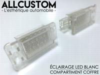 2 AMPOULES LED ECLAIRAGE BLANC COFFRE MALLE pour VOLVO XC 90 XC90 2004< 915143