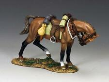 King & Country AL046 Standing Horse #2 - RETIRED - Mint in the Box