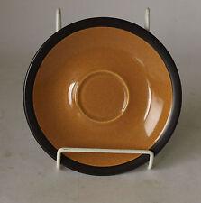 Vintage Retro 60s/70s MIKASA Terra Stone PAPRIKA E1259 Saucer Plate CERAMIC