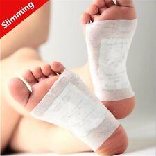 Patchs Wraps Minceur-pied-Anti-cellulite Perte Poids-Brûler Graisse-pieds X 4