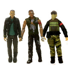 3pcs Terminator Salvation Battle Damage JOHN CONNOR  Marcus Action Figure Toys