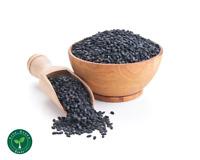 100 seeds of Black Sesame - SESAMUM INDICUM + GIFT 5 seeds Sunflower