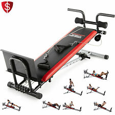 Body Weight Exercises Trainer Strength Fitness Machine Home Equipment Gym Steel