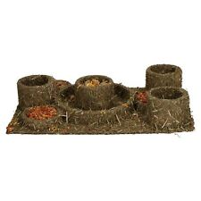 Small Animal Pet Treat Hamster Guinea Pig Naturals Hide 'n' Treat Maze 28x18cm