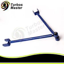 For 92-05 BMW 3-SERIES E36 E46 Rear Lower Adjustable Camber Control Arm Blue