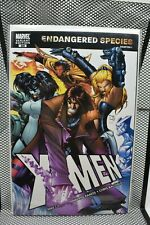 X-Men #200 Humberto Ramos Endangered Species Variant Marvel Comics 2007 9.0