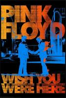 WISH YOU WERE HERE POSTER 24x36 MUSIC 241446 PINK FLOYD