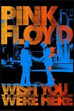 PINK FLOYD - WISH YOU WERE HERE - FISHWICK ART POSTER 24x36 - MUSIC 7360