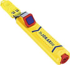 JOKARI Abisolierer Kabelmesser Knife No. 28 Secura 4030884600757 für NYM Kabel