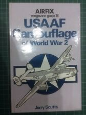 MODELLING USAAF CAMOUFLAGE OF WWII WORLD WAR 2 BOOK