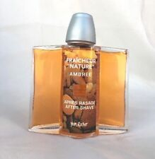 "Vintage Fraicheur ""Nature"" Ambree Yves Rocher Men 3.4oz After Shave Splash NEW"