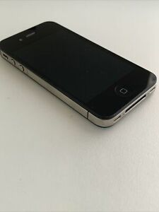 Apple iPhone 4S/4 black 8gb ATT only