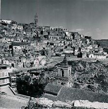 MATERA c. 1960 - Vue de la Ville Italie - Div 1913