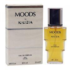 Krizia Moods Donna Women 25 ml EDP Eau de Parfum Spray